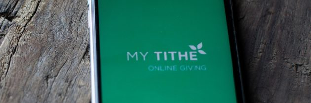 Why I Don't Believe in Tithing